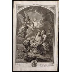 1733 - Agonie de Jésus-Christ