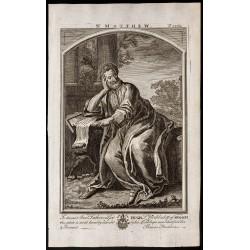 1733 - Portrait de saint...