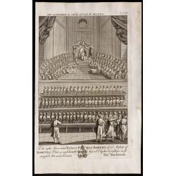 1733 - Vue du Sanhédrin des...