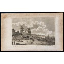 1800 - Vue de Pékin en Chine