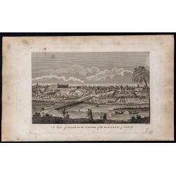 1800 - Vue de Madrid en...