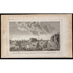 1800 - Vue de Amsterdam