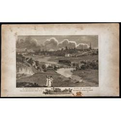 1800 - Vue de Dublin en...
