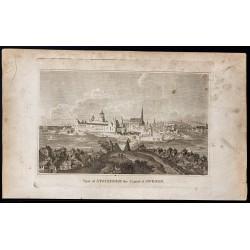 1800 - Vue de Stockholm en...