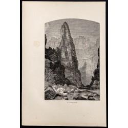 1880 - Canyon du Colorado