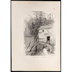 1880 - Reems Creek en...