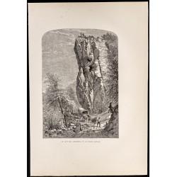 1880 - Lover leap