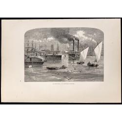 1880 - Mississippi à la...