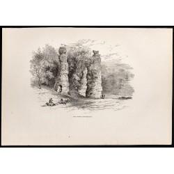 1880 - Natural Chimneys