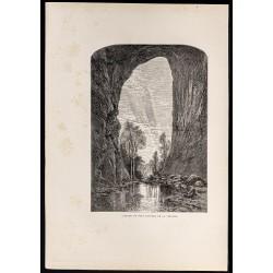 1880 - Natural Bridge en...