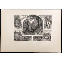 1880 - Druid Hill Park à...