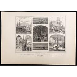 1880 - Baltimore dans le...