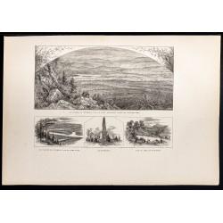 1880 - La vallée du Wyoming
