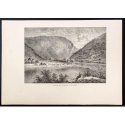 1880 - Delaware Water Gap