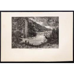 1880 - Rivière Passaic