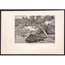 1880 - La rivière Passaic