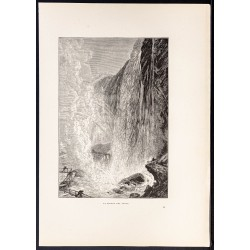 1880 - Chutes du Niagara