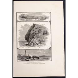 1880 - Portland dans le Maine