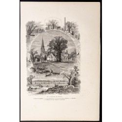 1880 - Faubourgs de Boston