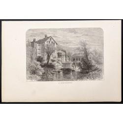 1880 - Blackstone River