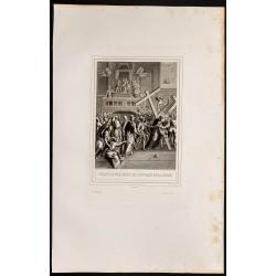 1853 - Supplice de la croix