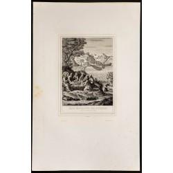 1853 - Jésus mange avec ses...