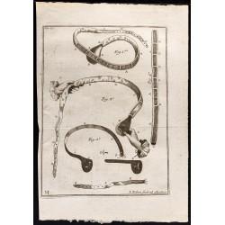 1781 - Bandages pour hernie