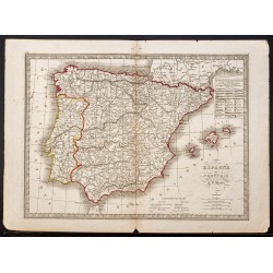 1850 - Espagne et Portugal