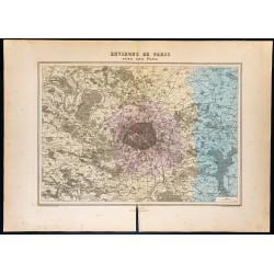 1889 - Paris et ses forts...