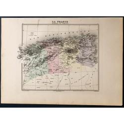 1889 - Algérie et Tunisie