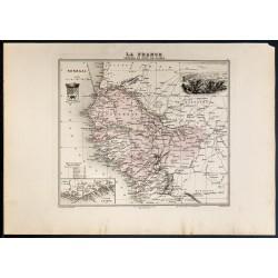 1889 - Sénégal et cote de...