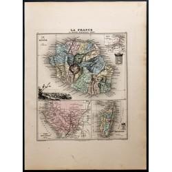 1889 - La Réunion,...