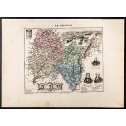 1889 - Département de l'Ain