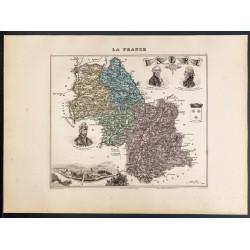 1889 - Département de l'Isère