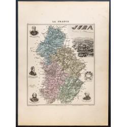 1889 - Département du Jura