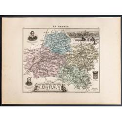 1889 - Département du Loiret