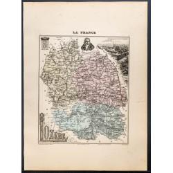 1889 - Département de Lozère