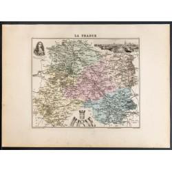 1889 - Département de la Marne