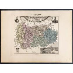 1889 - Département Meurthe