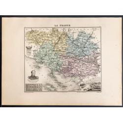 1889 - Département du Morbihan