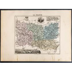 1889 - Département de l'Oise