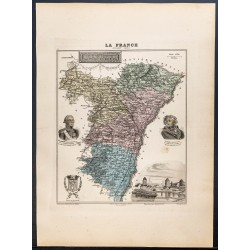 1889 - Département du Bas Rhin