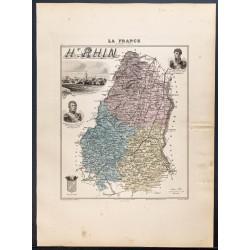 1889 - Département du Haut...