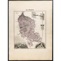 1889 - Département...
