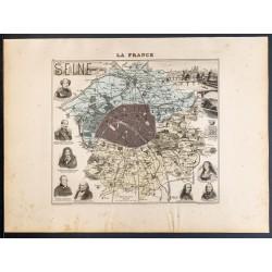 1889 - Département de la...