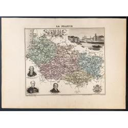 1889 - Département de la Somme