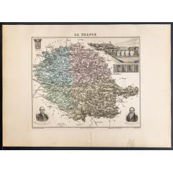 1889 - Département du Tarn