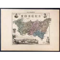 1889 - Département des Vosges