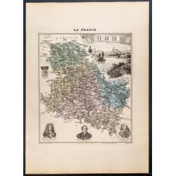 1889 - Département de l'Yonne