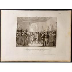 1841 - Napoléon reçoit au...